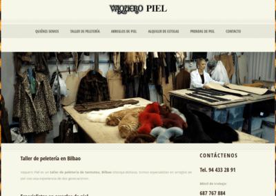 Diseñador web en Santutxu