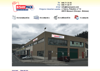 Diseño web en Basauri