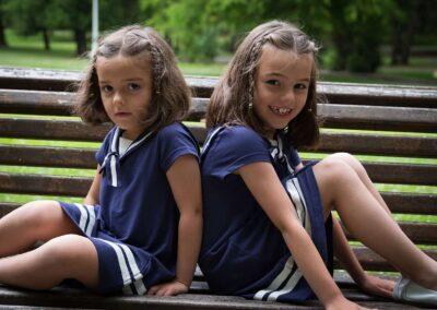 Book de fotos a hermanas