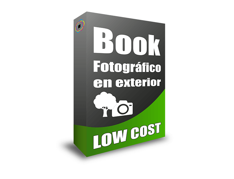 Book fotográfico low cost