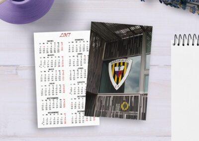Calendarios de bolsillo en Barakaldo