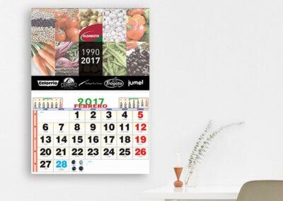 Calendarios publicitarios en Bilbao
