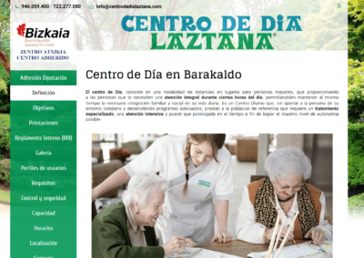 Diseño web en Barakaldo