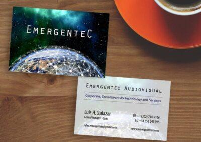 Diseñador de tarjetas de visita en Bilbao
