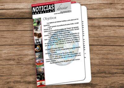 Diseño de folleto en Bilbao
