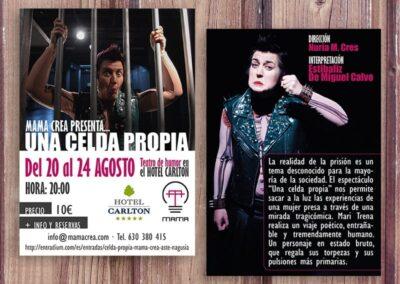 Diseño, impresión y reparto de flyers en Bilbao