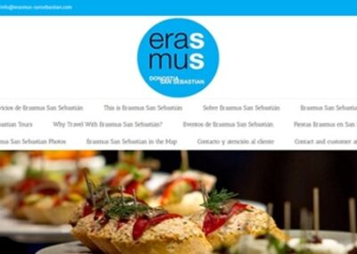 Diseño web en San Sebastián