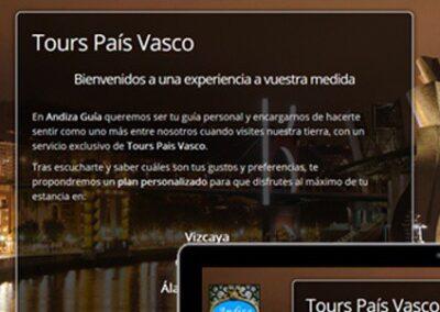 Diseño web para guía