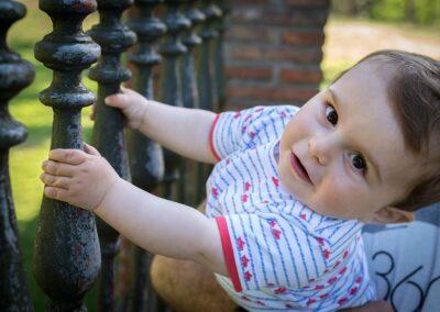 Fotógrafo de bebés en Bilbao