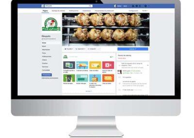Gestión de Facebook para hostelería