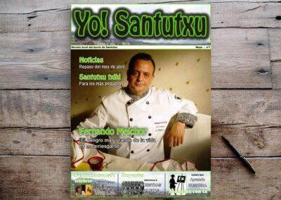 Imprenta en Santutxu