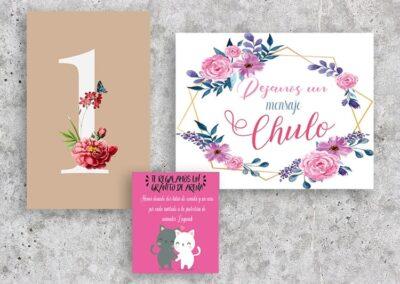 Imprenta para boda en Bilbao
