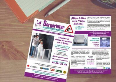 Imprimir flyers en Bilbao