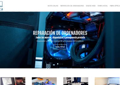 Diseño web para informático