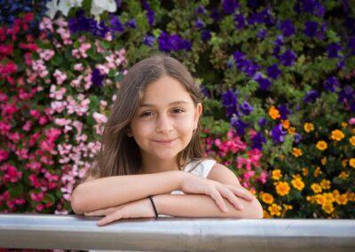 Reportaje de fotos infantil en Bilbao