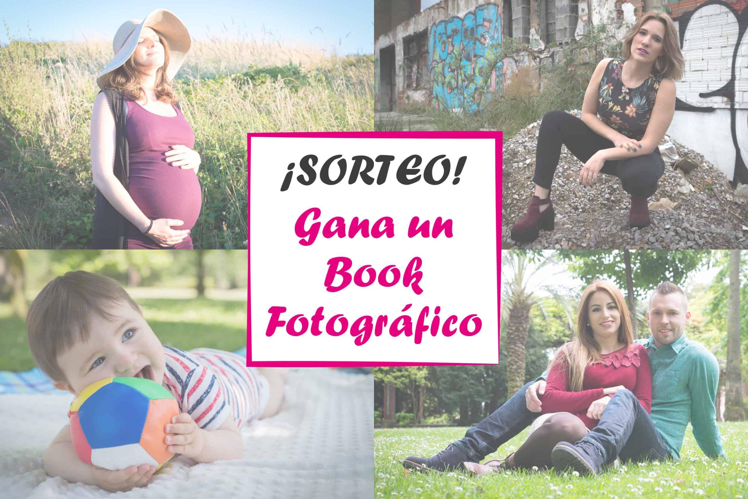 Sorteo de Reyes ¡Gana un Book Fotográfico!