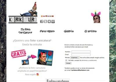 Web con venta en Bilbao