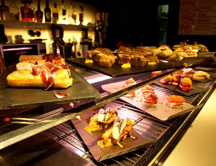 Fotógrafo para restaurante en Bilbao