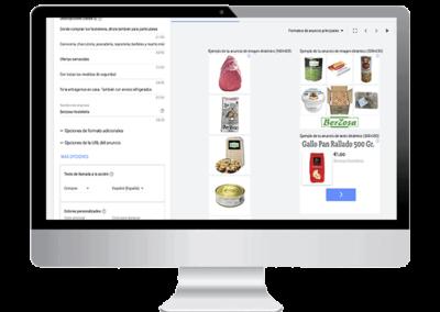 Campaña de publicidad en Google y Redes Sociales