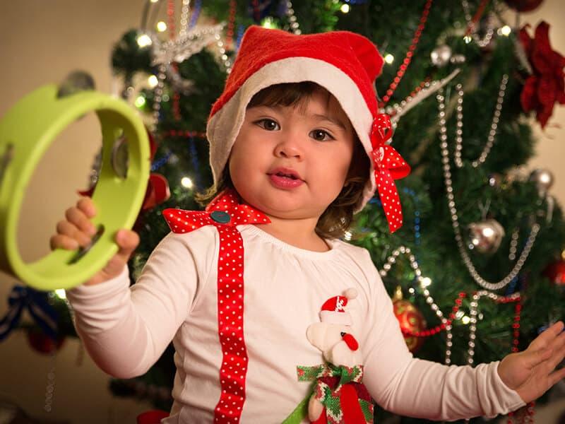 Fotos de navidad familiares