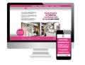 página web para mercería