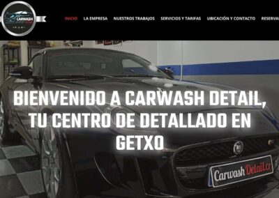 Páginas web en Getxo