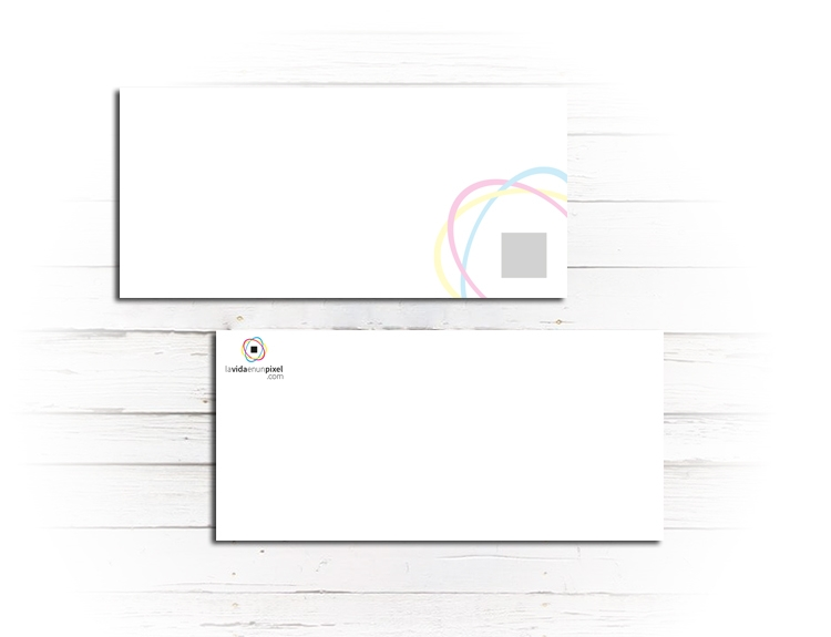 Diseño e impresión de tarjetones