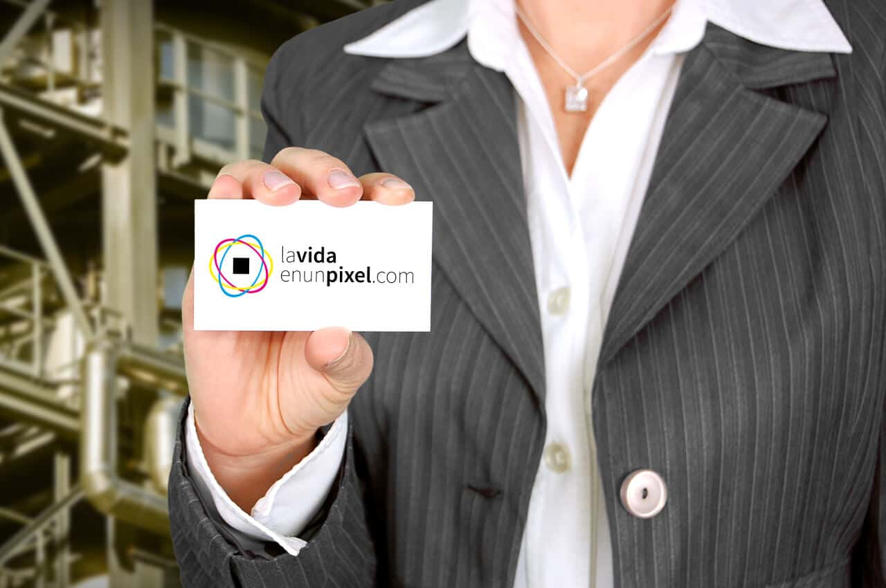 papelería corporativa en una empresa