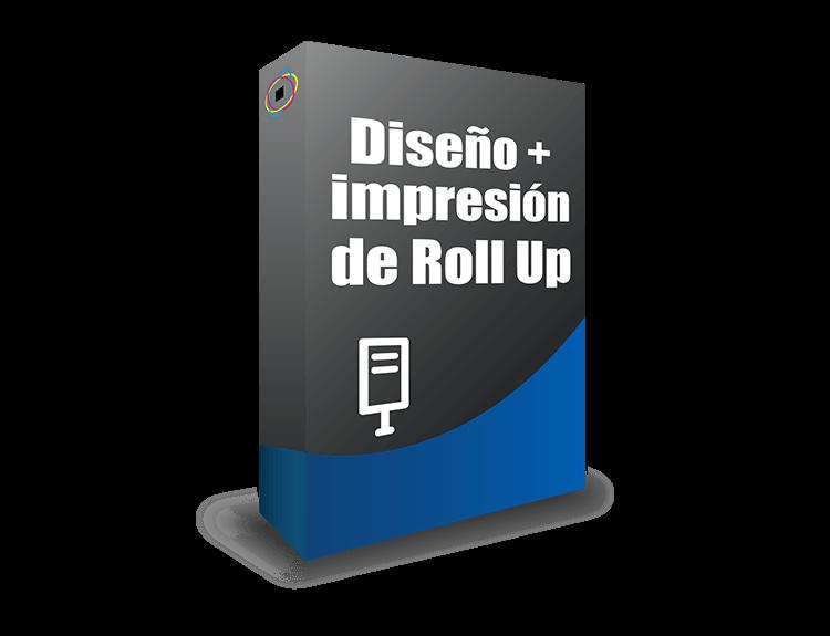 impresión de Roll-Up