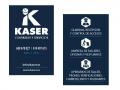 tarjetas de visita plastificadas