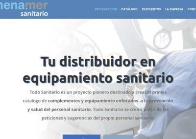 Diseño web como catálogo